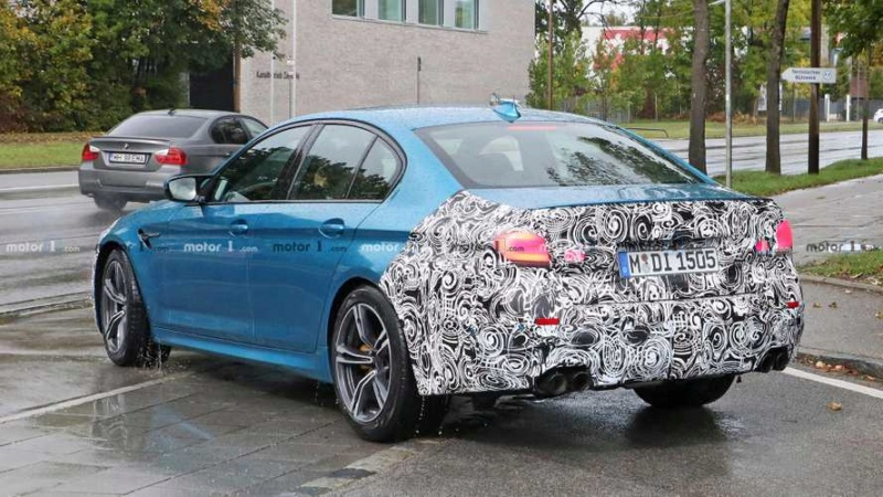 2020 - [BMW] Série 5 restylée [G30] - Page 2 60ce9910