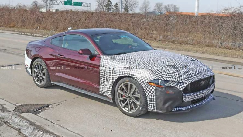 2021 - [Ford] Mustang VIII 61223410