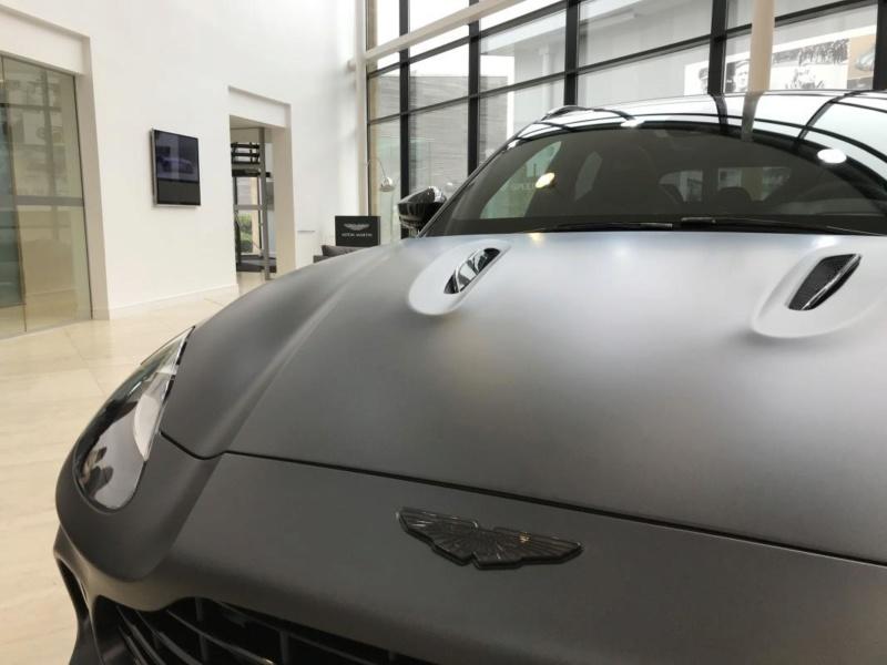 2019 - [Aston Martin] DBX - Page 9 616