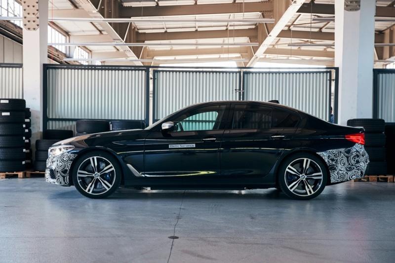 2016 - [BMW] Série 5 Berline & Touring [G30/G31] - Page 29 61657510