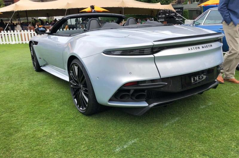 2019 - [Aston Martin] DBS Superleggera - Page 3 6177c310