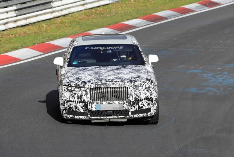 2020 - [Rolls-Royce] Ghost II 6180dd10