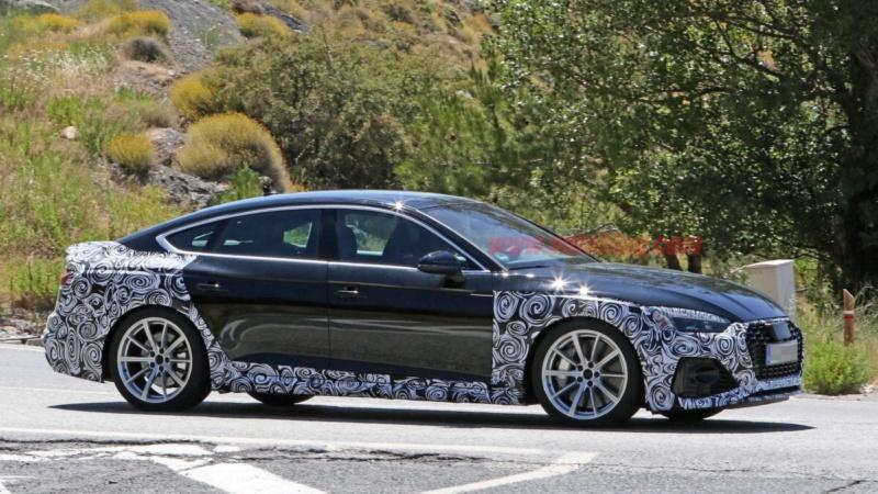 2020 - [Audi] A5 Coupé/Cab/SB restylée 61829a10