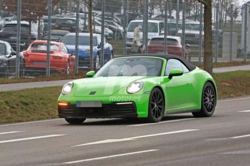 2018 - [Porsche] 911 - Page 13 618a5510