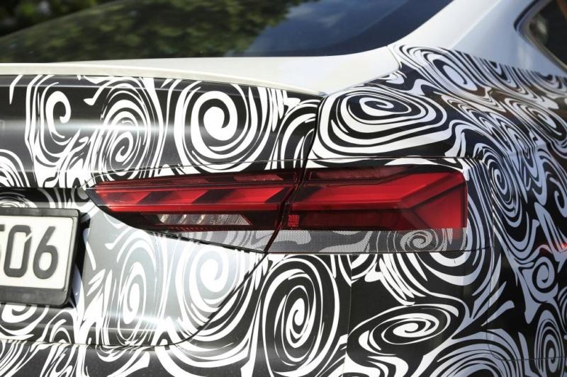 2020 - [Audi] A5 Coupé/Cab/SB restylée 618c2d10