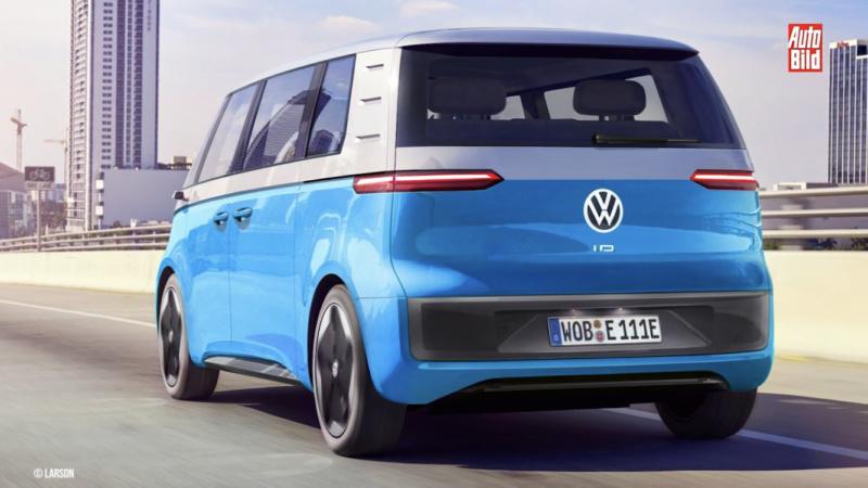 2022 - [Volkswagen] Microbus Electrique - Page 3 618cb810
