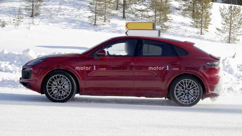 2019 [Porsche] Cayenne coupé - Page 6 61c21510