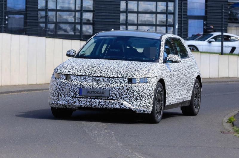 2021 - [Hyundai] SUV EV - Page 2 61d59f10