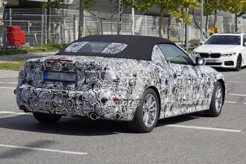 2020 - [BMW] Série 4 Coupé/Cabriolet G23-G22 621d2510