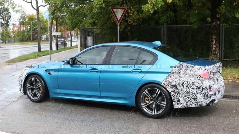 2020 - [BMW] Série 5 restylée [G30] - Page 2 622c0210