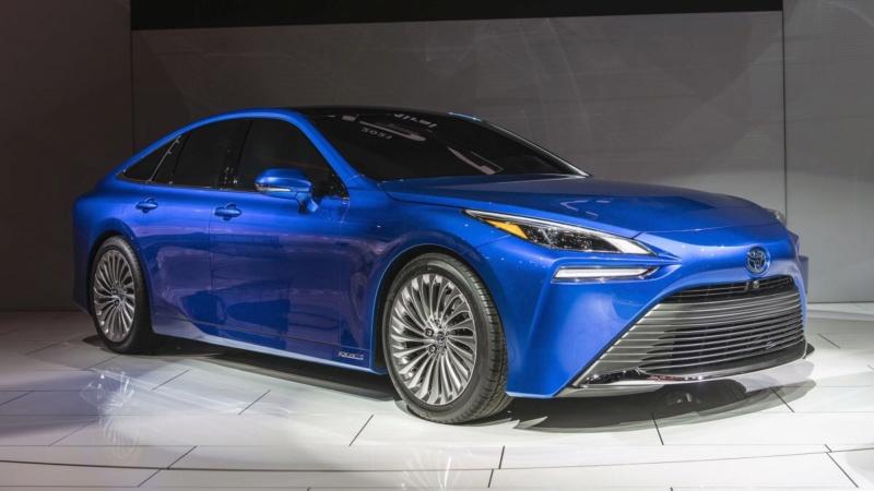 2020 - [Toyota] Mirai II 62310610