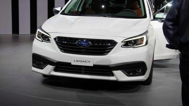 2019 - [Subaru] Legacy & Outback 6237ba10