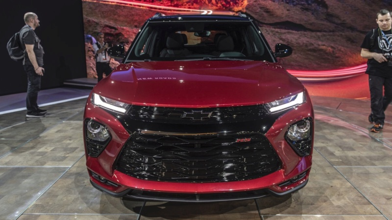 2020 - [Chevrolet] Trailblazer / Tracker 62389c10