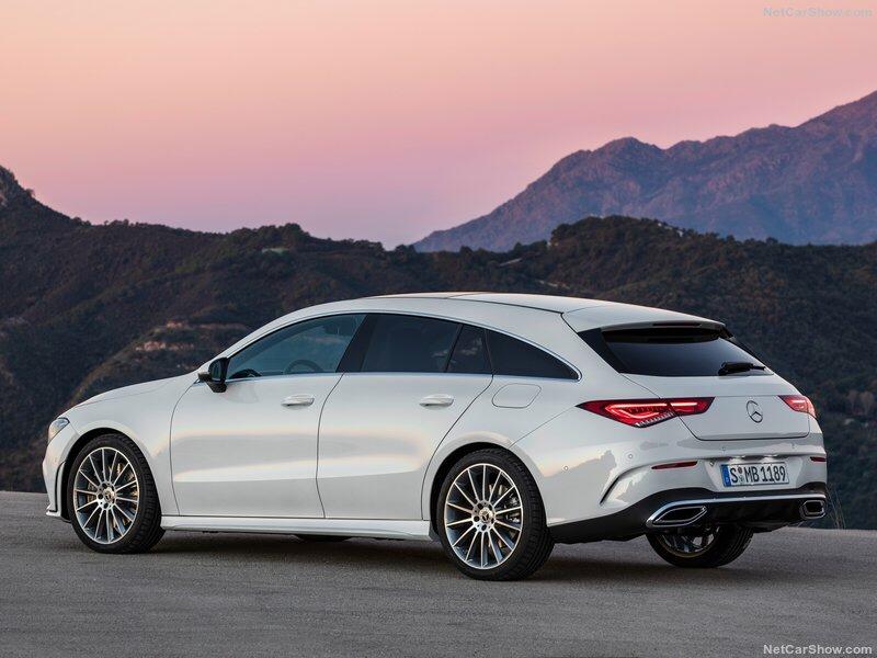 2019 - [Mercedes-Benz] CLA Shooting Brake II 623d7410