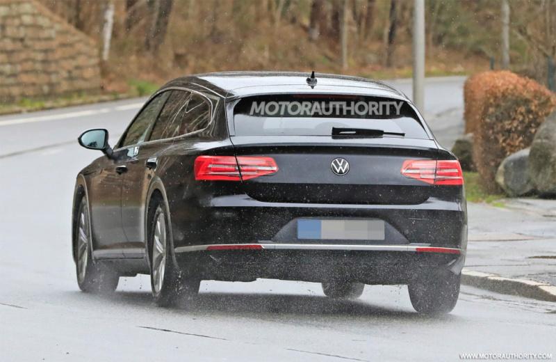 2019 - [Volkswagen] Arteon Shooting Brake - Page 3 624f7810