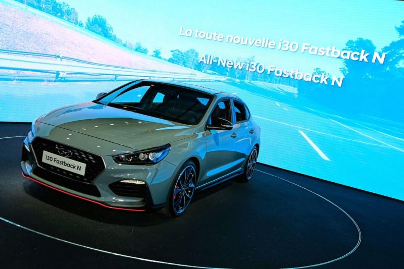 2017 - [Hyundai] i30 Fastback - Page 3 62507b10