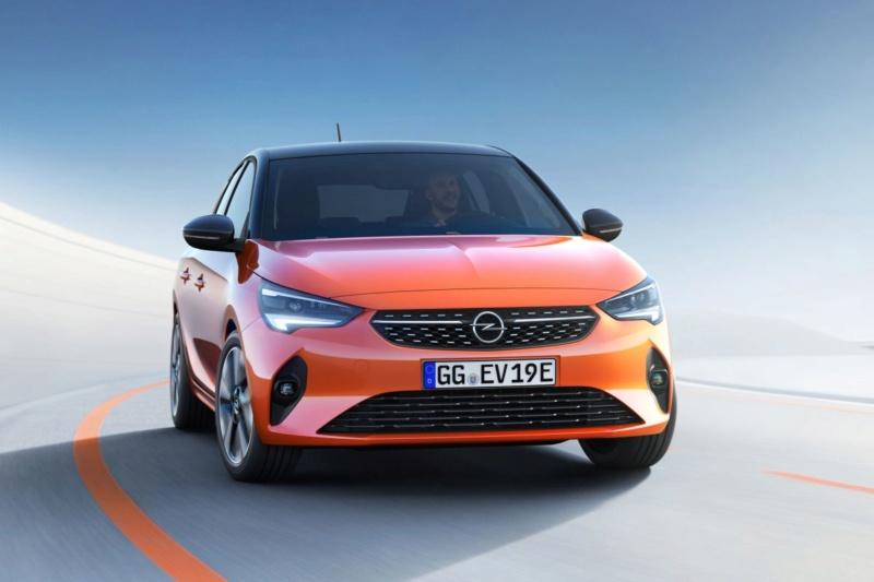 Opel Corsa F (2019) 8