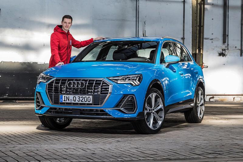 2018 - [Audi] Q3 II - Page 6 6257a510