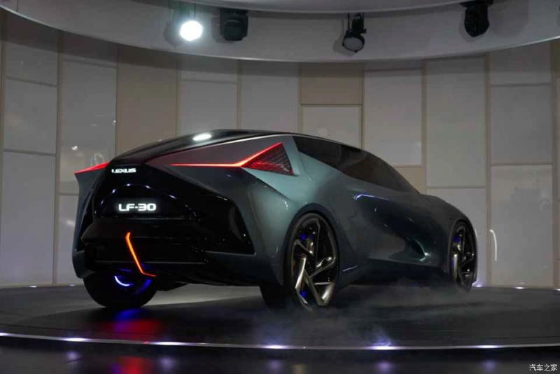 2019 - [Lexus] LF-30 Electrified Concept 6257b810