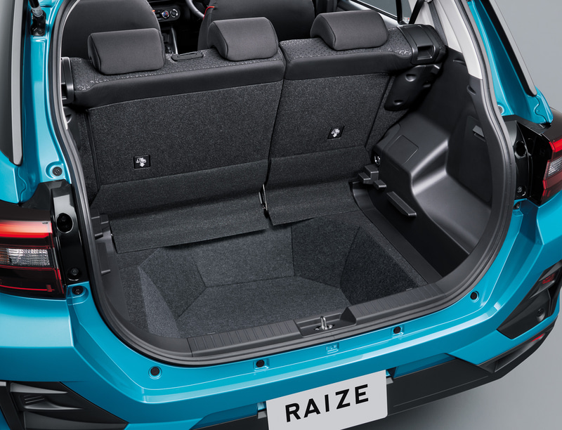 2019 - [Toyota] Raize - Page 2 627a4b10