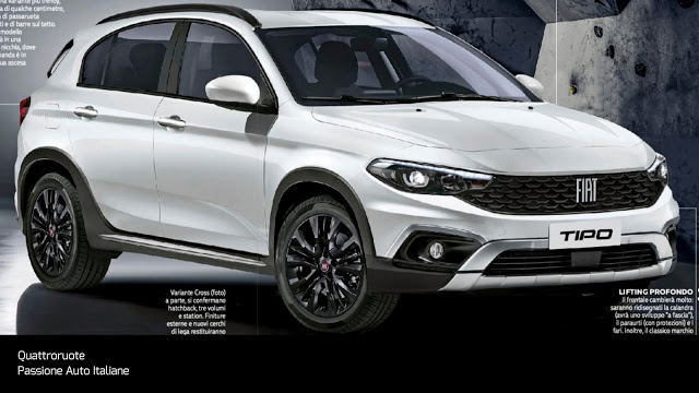 2016 - [Fiat] Tipo 5 portes & SW - Page 20 62884210
