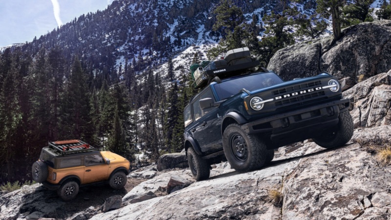 Ford Bronco / Sport (2020) 37