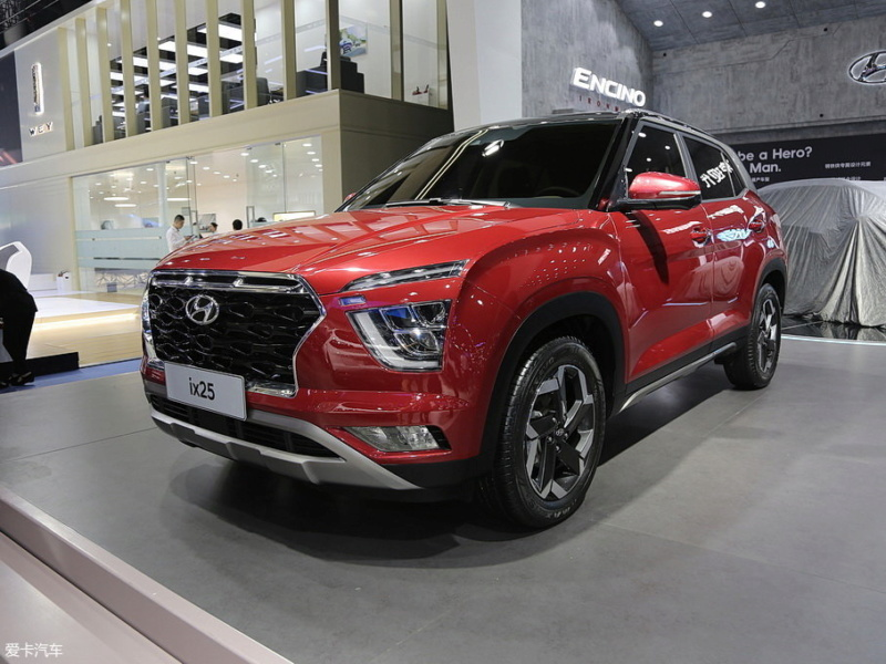 2020 - [Hyundai] Creta II/ IX25  62a40a10
