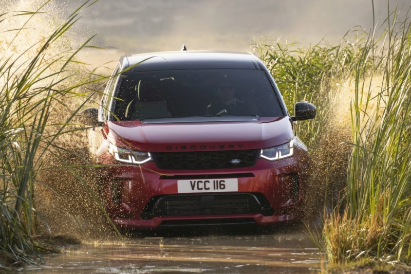 2014 - [Land Rover] Discovery Sport [L550] - Page 12 62c83710