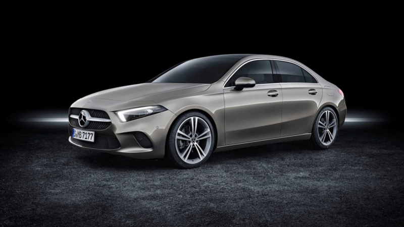 2018 - [Mercedes-Benz] Classe A Sedan - Page 5 63000210