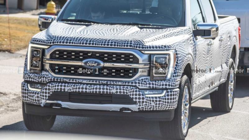 2020 - [Ford] F-Series 6310f010