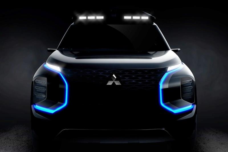 2016 - [Mitsubishi] GT-PHEV Concept 6362eb10