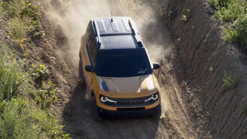 Ford Bronco / Sport (2020) 67