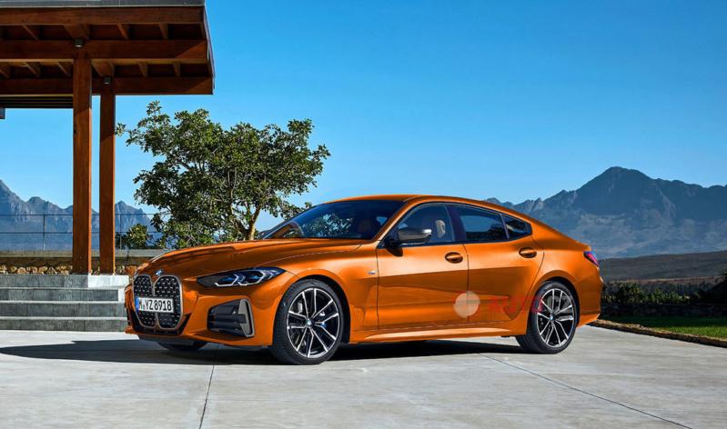 2020 - [BMW] Série 4 Gran Coupé [G26] - Page 2 63739310