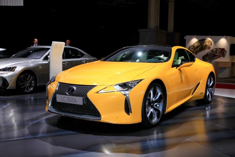 2016 - [Lexus] LC 500 - Page 5 63795e10