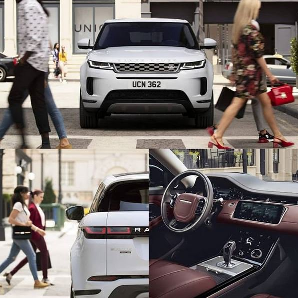 2018 - [Land Rover] Range Rover Evoque II - Page 4 63978f10