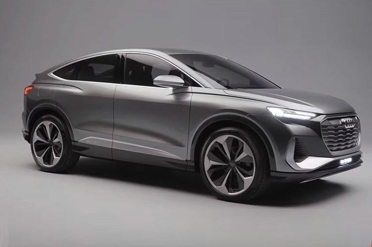 2019 - [Audi] Q4 e-Tron Concept - Page 3 63a00810