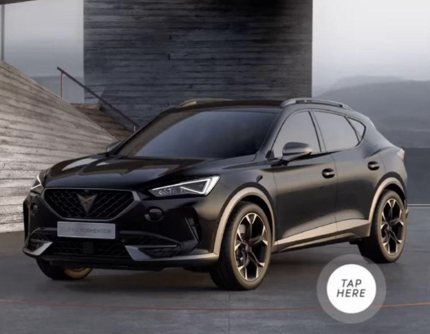2019 - [Cupra] Formentor concept - Page 2 63acc310