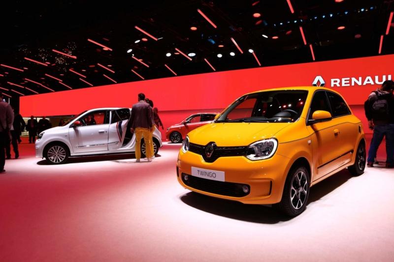 2018 - [Renault] Twingo III restylée - Page 12 63b4b510