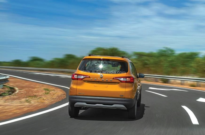2019 - [Renault] MPV Triber [Inde] - Page 5 64032410