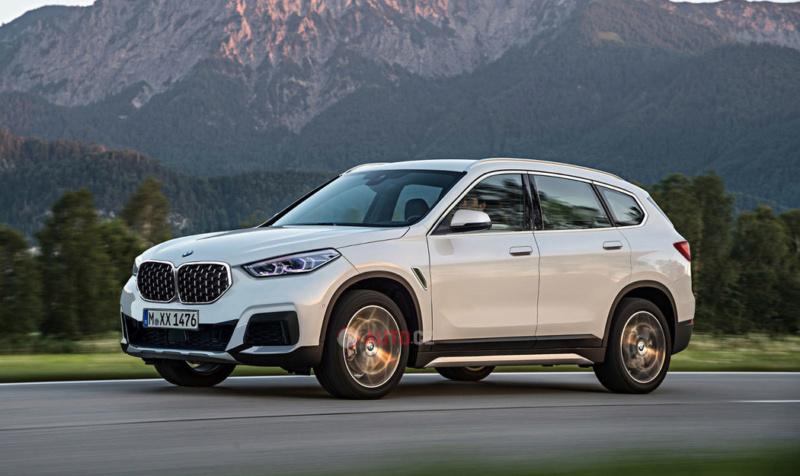 2021 - [BMW] X1 III 64045110