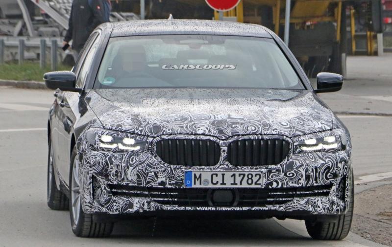 2020 - [BMW] Série 5 restylée [G30] - Page 3 641de310