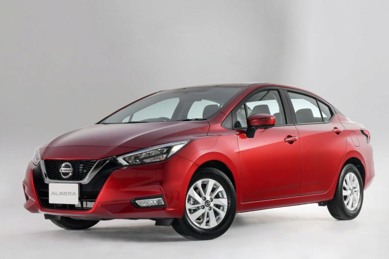 2020 - [Nissan] Versa 64433b10
