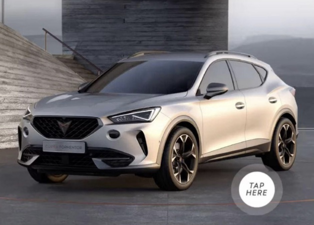 2019 - [Cupra] Formentor concept - Page 2 64527f10