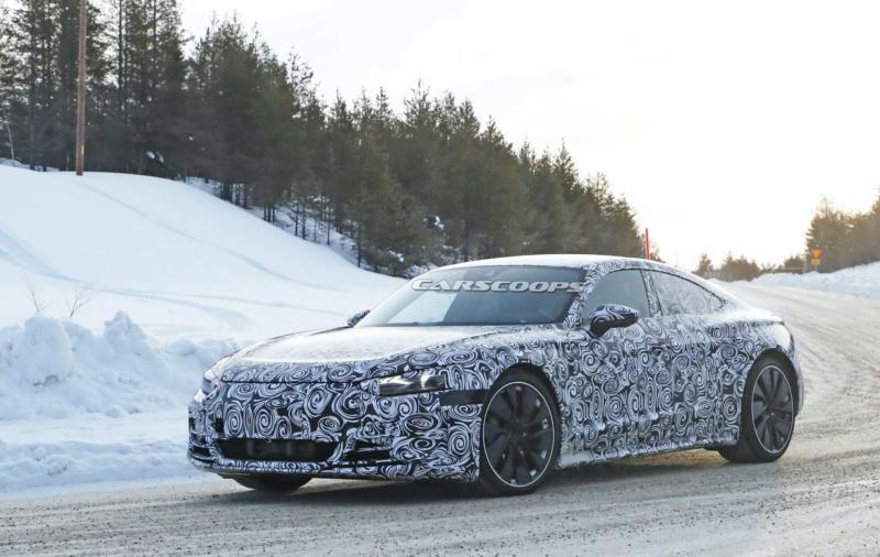 2021 - [Audi] E-Tron GT 64535810