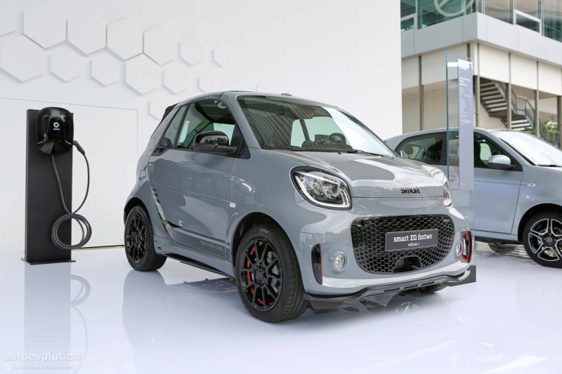 2019 - [Smart] ForTwo III Restylée [C453]  - Page 4 64545510