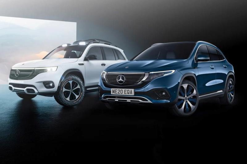 2020 - [Mercedes-Benz] EQ A - Page 2 649ea810