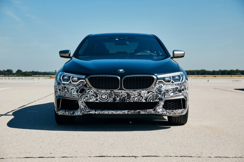 2016 - [BMW] Série 5 Berline & Touring [G30/G31] - Page 29 64a06810