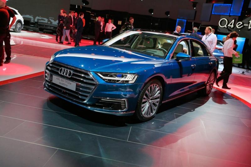 2017 - [Audi] A8 [D5] - Page 13 64a2f710