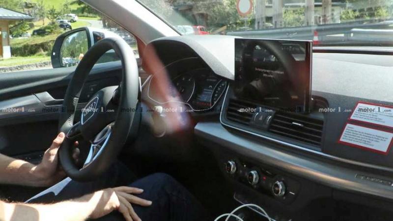 2020 - [Audi] Q5 II restylé 64b3de10