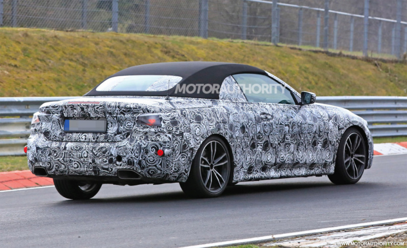 2020 - [BMW] Série 4 Coupé/Cabriolet G23-G22 - Page 2 64cd3f10